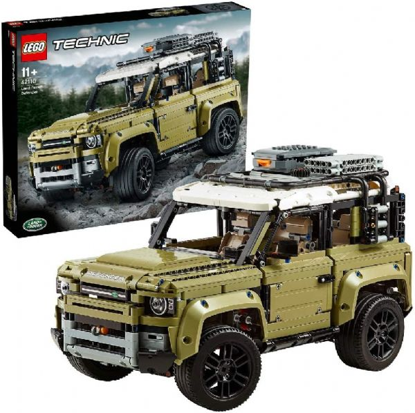 LEGO 42110 Technic Land Rover Defender Off Road 4x4